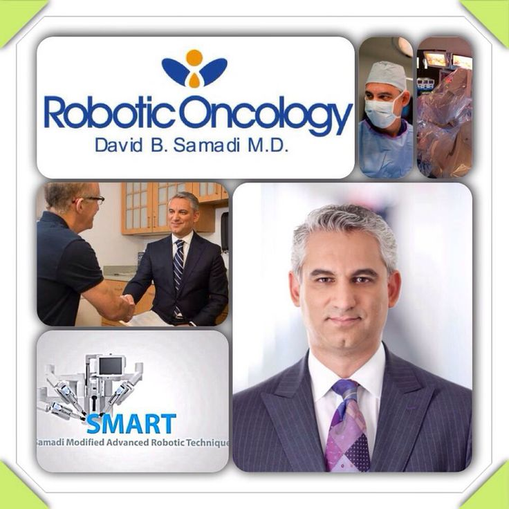 SMART surgery for prostate cancer offers a fast recovery time, no blood loss; no blood transfusions, regain of continence and sexual function, and the piece of mind knowing that you are free of prostate cancer.