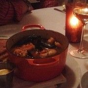 Food at FIG: Fish stew - intoxicating! Click for more picks from FIG restaurant in Charleston.