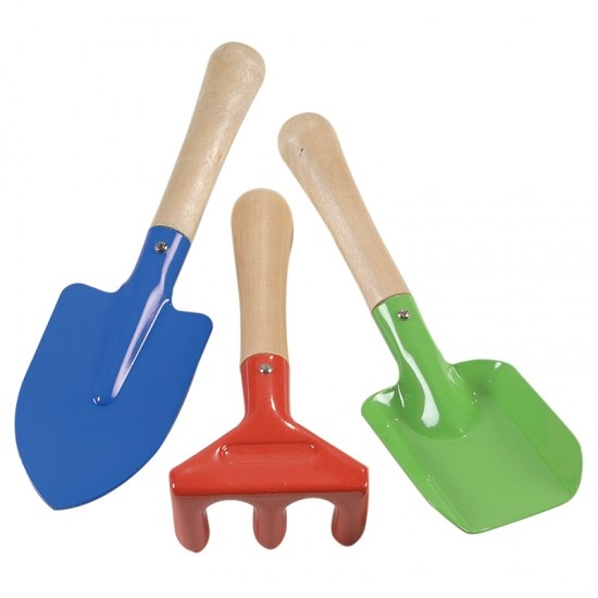 ZOE Small Garden Hand Tools $6.95    **When ordering from Small Hands please specify Mountain Pathways as your school**