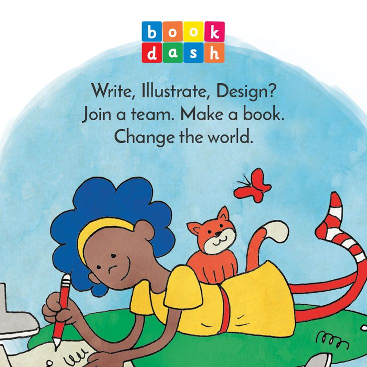 Book Dash gathers volunteer creative professionals to create new, high-quality…