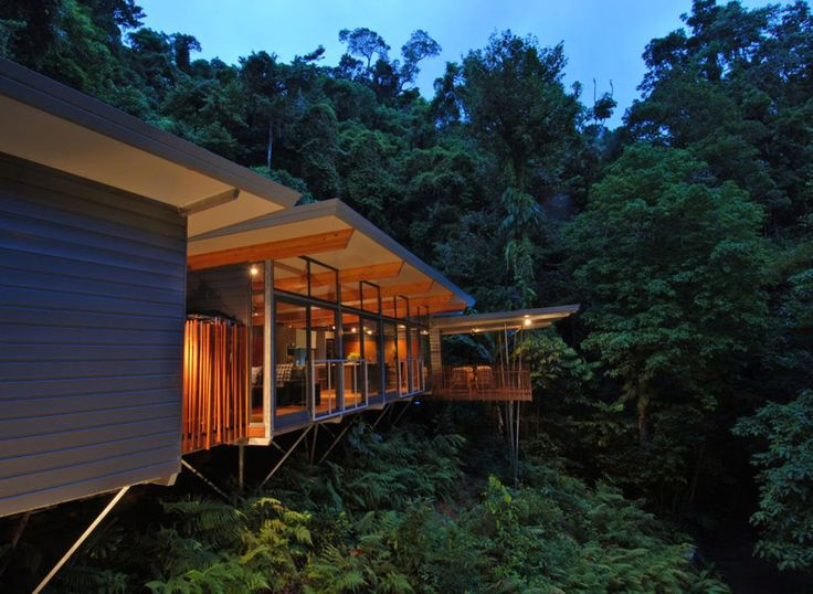 mmp architects: HP tree house