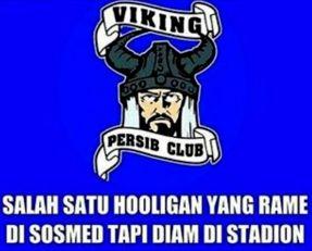 Gambar DP BBM Persib Bandung Unik Paling Dicari