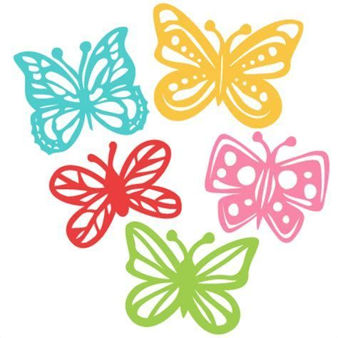 Image Result For Free Butterfly Svg Files For Cricut