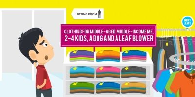 SEGMENTING SHOPPERS: THE GOOD, THE BAD AND THE UGLY  Whether you're looking at your department store or choosing to revamp a speciality department, check out these great little tips from Play MR on how to segment your shoppers.   #retail #marketing #fmcg #stores #fashionretail