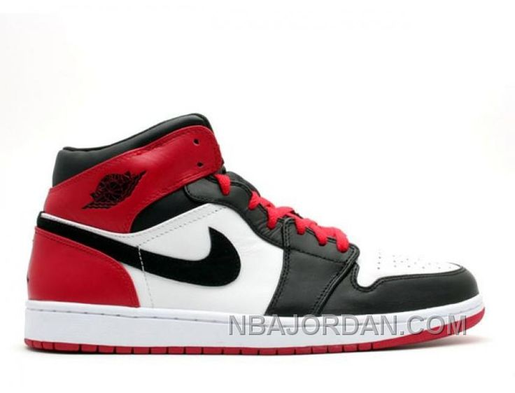 Air Jordan Retro 1 Red Black White Super Deals. Red ShoesCheap JordansAir  JordansCheap NikeShoe ...