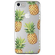 La Vie iPhone 6/6S/7 mykt deksel (pineapple)