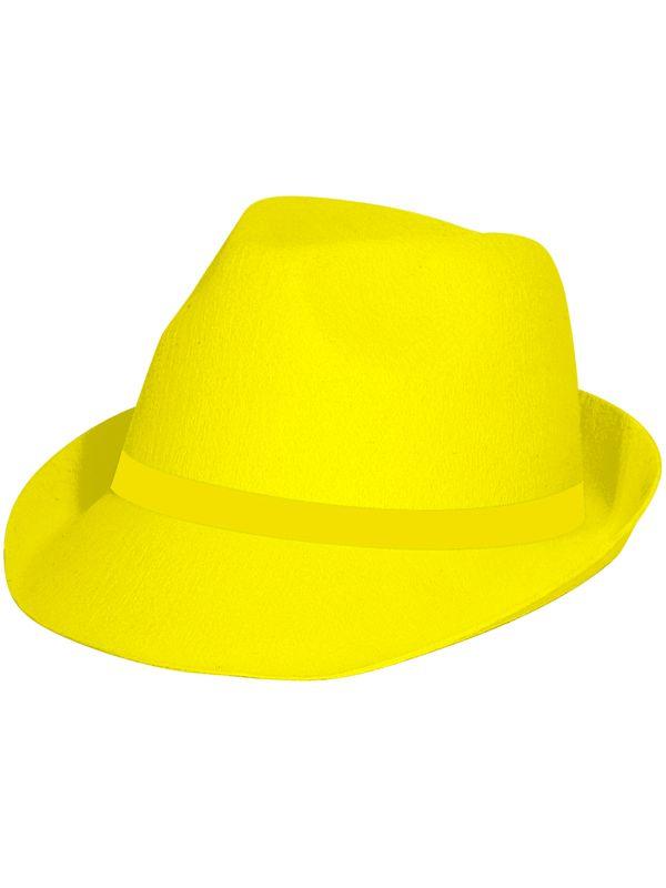 Bestel Feest neon gele Tribly hoed bij de brutaalste partyshop online. Neon kleding en party artikelen voor een beestachtig feest. Koop nu Feest neon gele