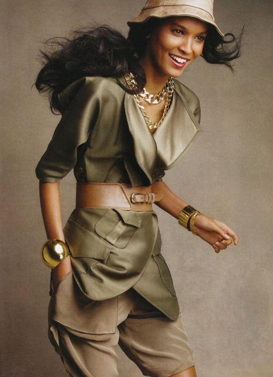 Vogue US, March, 2009