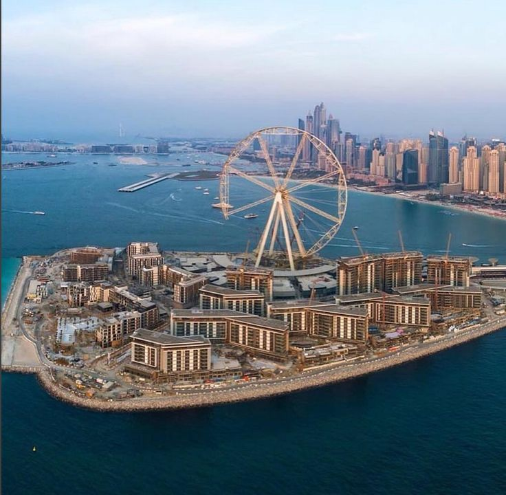 Ain Dubai is a new project and tourist attraction to be soon in city. The wheel should be world`s highest observation wheel which provides an epic 360 degrees view of Dubai city.   Ain Dubai is planned to be completed in 2018, and it should have the capacity to carry 1,400 passengers in 48 self-contained capsules.