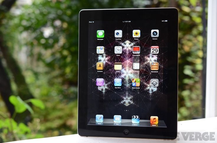 iPad review (4th generation, late 2012) http://vrge.co/SgTBLR
