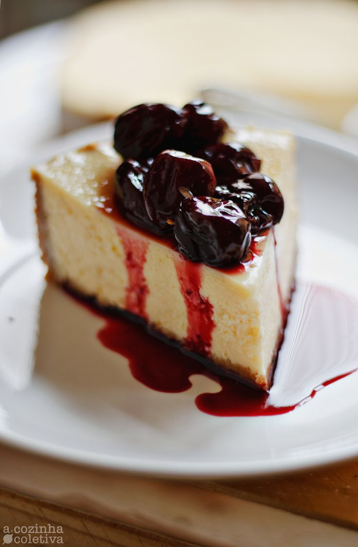 A Cozinha Coletiva: Cheesecake de Natal da Philadelphia e da Dani Noce