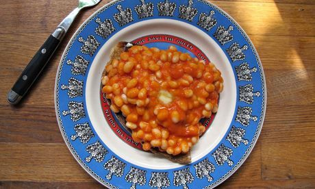 Felicity Cloake: Can anything beat Heinz, is there any better toast topping and can anyone explain what beans are doing in a fry-up?