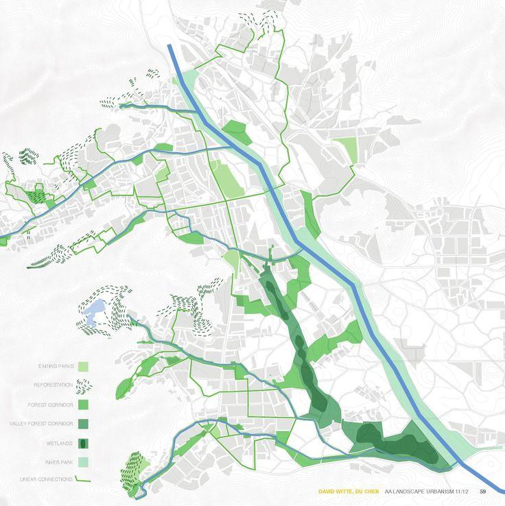 #ClippedOnIssuu from AA Landscape Urbanism: Weave, rethinking the urban surface