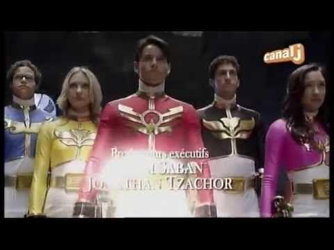 Power Rangers Super Megaforce - Générique VF - Version 2
