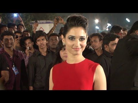 Tamannaah Bhatia @ IDEA FILMFARE AWARDS 2014.