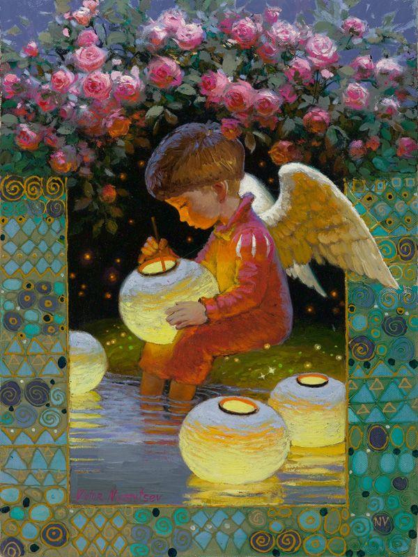 Victor Nizovtsev ~ Fairytales