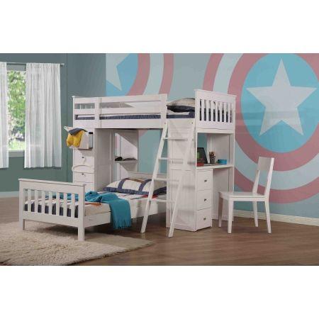 Ellen Bunk Bed Single #104026