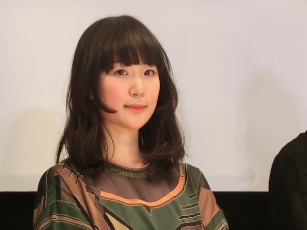 黒木華は『東京喰種』とシド・ヴィシャス好き「重版出来!」舞台挨拶レポ
