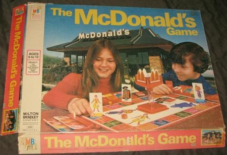 Let's All Go To McDonald's Game