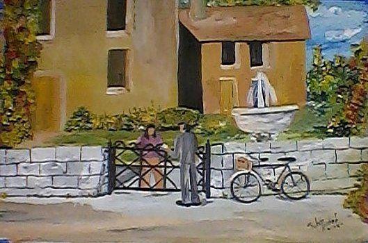 Postmen by Ruben Yubel