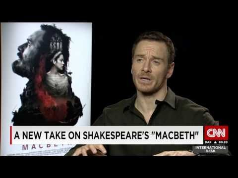 PTSD adds new twist to new Macbeth film @0:24