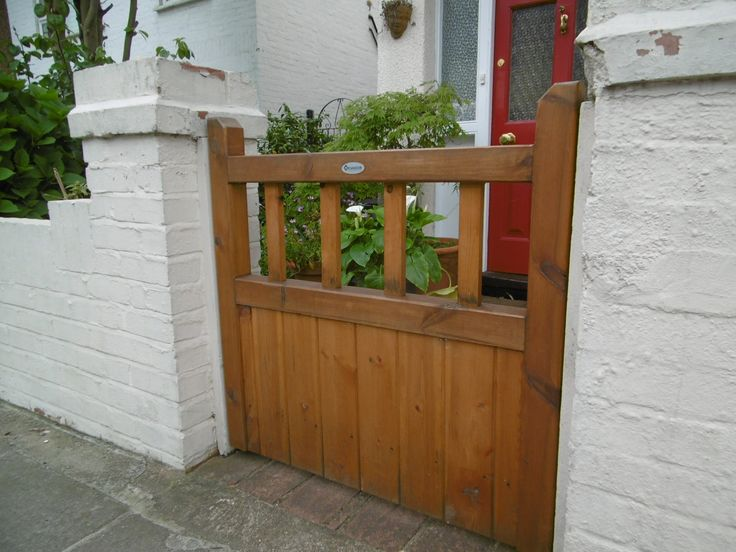 73 best Wooden Garden and Side Gates images on Pinterest Side
