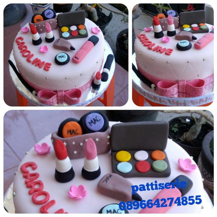 Cosmetic Cake Info order. 0896 6427 4855