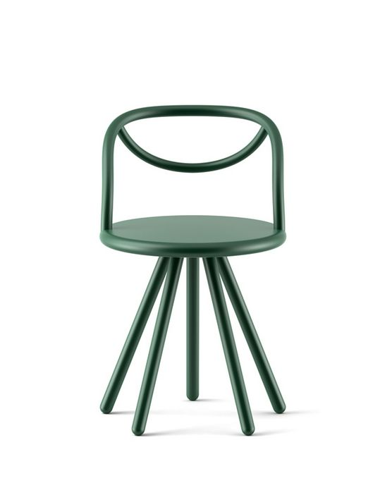 Ray Chair designer Lera Moiseeva.