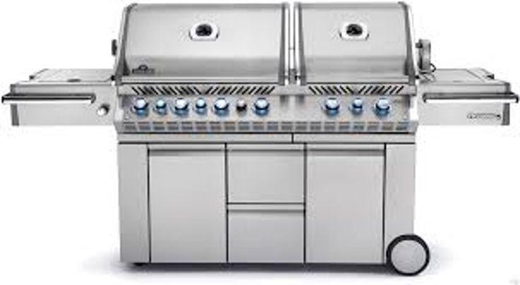 WOW !!! Grill gazowy Napoleon PRO825   #grill360 #napoleongrill #grillegazowe #grill #grille #decofire