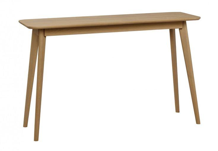 Yumi avlastningsbord/skrivbord, oljad ek - Inside Möbler