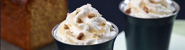 Nespresso Recipe – Gingerbread Viennois