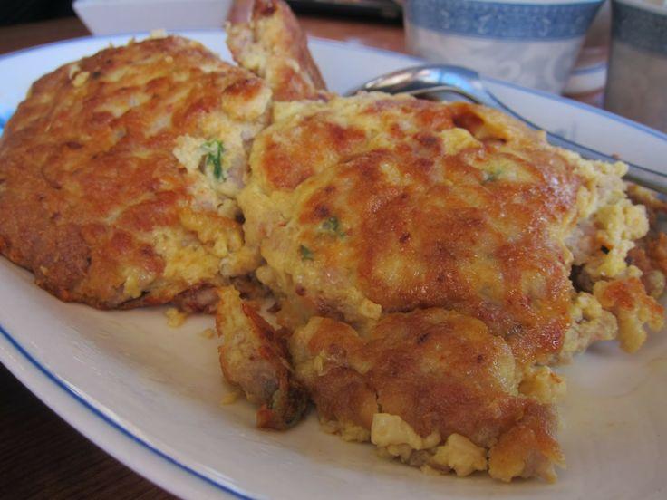 Mami-Eggroll: Great Cambodian food at Heng Lay Restaurant in Lowell, trey prama