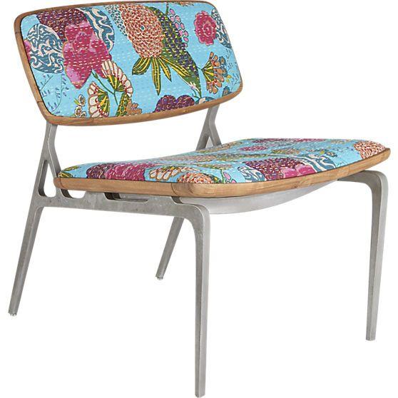 asan kantha chair in chairs | CB2