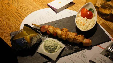 Why Everyone Should Love Brochette of Chicken in Mercure Amsterdam City   TravelJunkieIndonesia.com