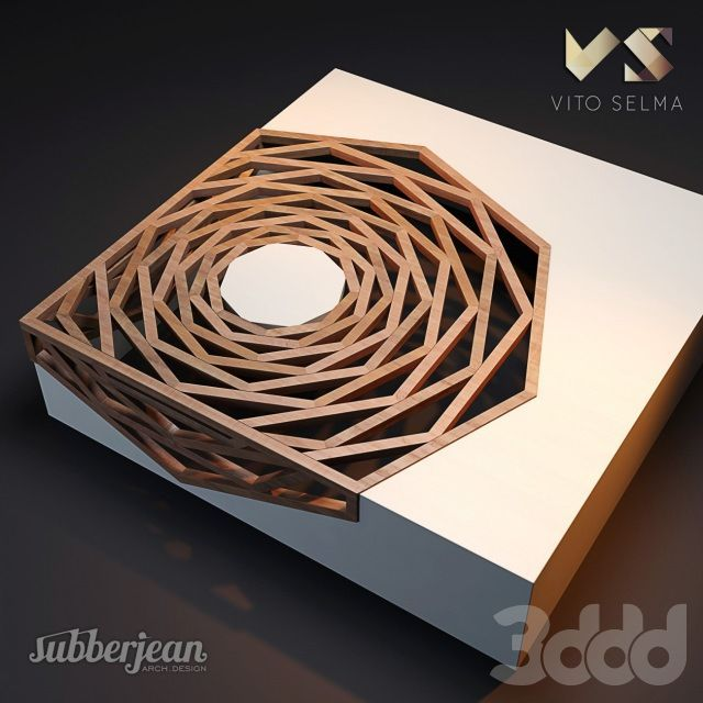 Only 3D Graphic Design... but nice inspiration!