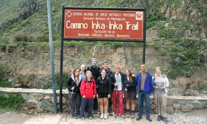 Recommended Inca Trail tour operators #Peru