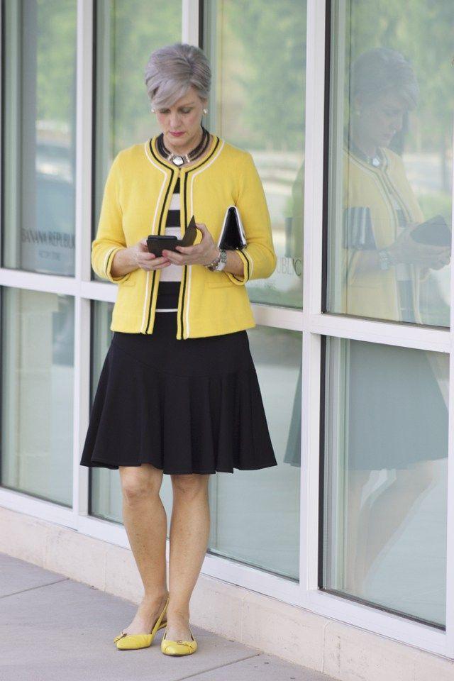 yellow zing | styleatacertainage