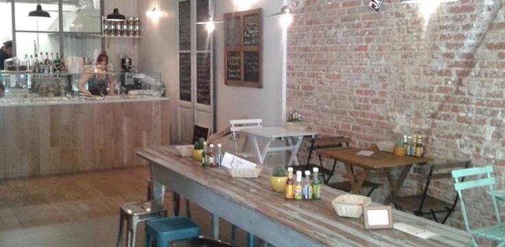 Tierra Burrito Bar. Chamberi´s nieuwe hotspot. Viva Mexico.
