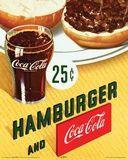 Coca Cola Hamburger....