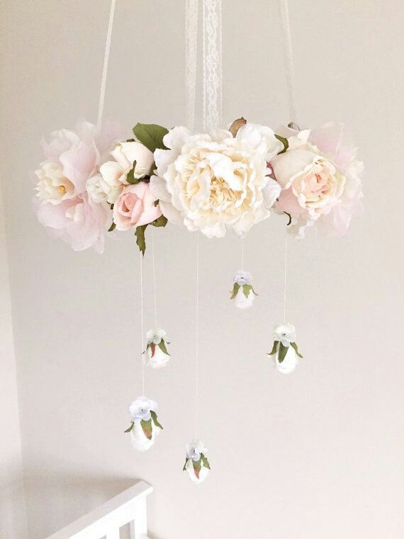 Pin By Jackie Limon On Babyyyyyy Baby Girl Room Flower