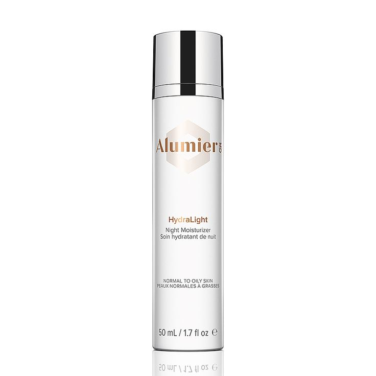 HYDRALIGHT MOISTURIZER  A light hydrating lotion loaded with powerful peptides, antioxidants and soothing ingredients. Ideal for normal to oily skin.