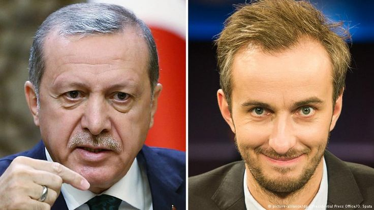 German prosecutors drop investigation into comedian Jan Böhmermann for 'poem' insulting Erdogan