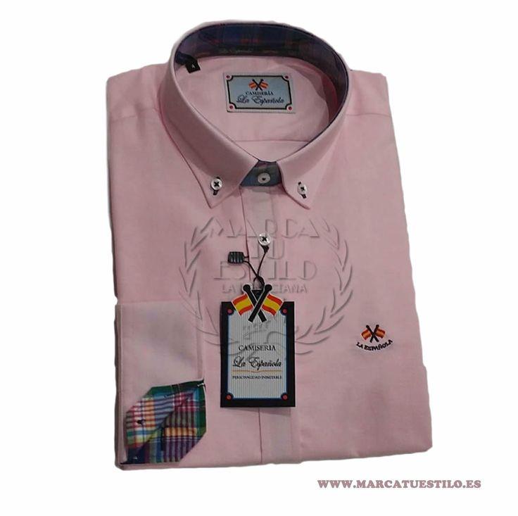 Camisa La Española Rosa