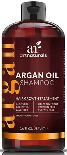 Art Naturals Organic Argan Oil Hair Loss Shampoo: http://ultrahairsolution.com/how-to-grow-natural-hair-fast-and-healthy/hair-growth-products-that-work/