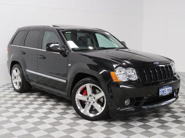 Used Jeep Grand Cherokee SRT 8, Jandakot, 2010 Jeep Grand Cherokee SRT 8 Wagon