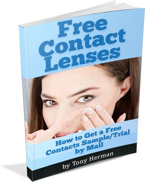 Free Contact Lenses Book
