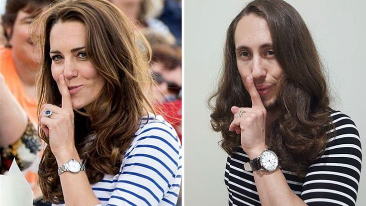 Kate Middleton: Plus, More Funny Photos of People Recreating Celebrity Pics