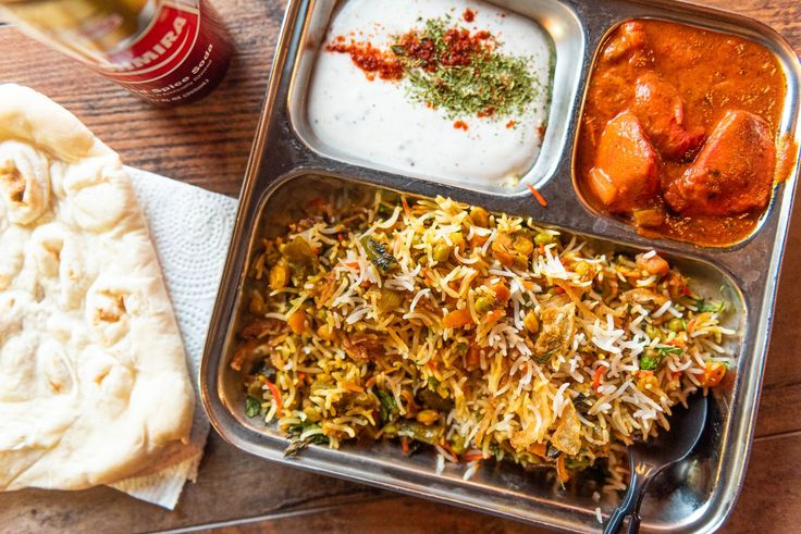Inside Butter Chicken Company, Downtown's New Lunch Spot