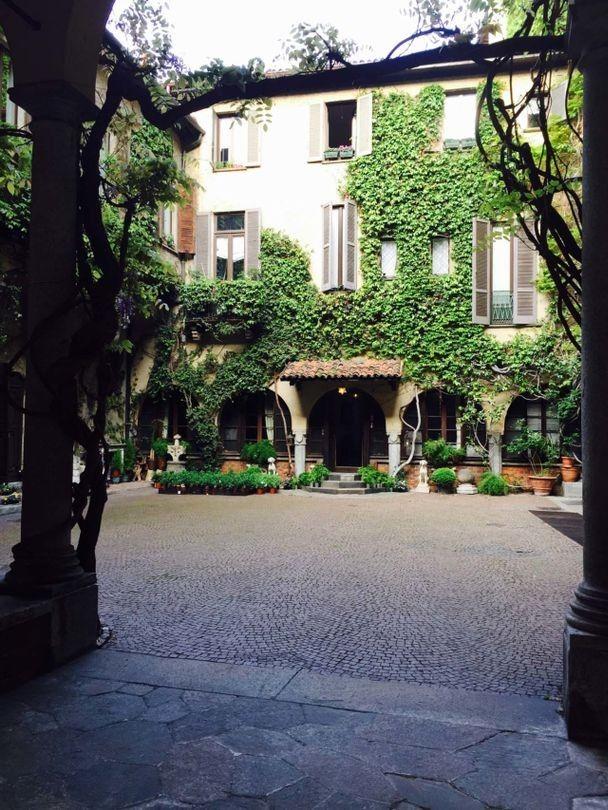 Inside the former home of Leonardo da Vinci now used by Airbnb - Vogue Living