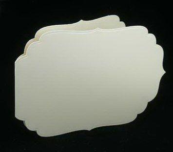 using #Spellbinders Nestabilities for Shaped cards